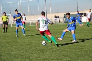 Buena jornada para los equipos Fuenlabrada en la Regional Preferente