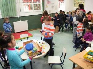 Fuenlicolonia en inglés para Semana Santa