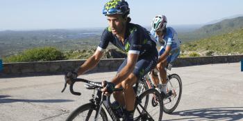 Dani Moreno disputará la Vuelta a Andalucía para ayudar a Alejandro Valverde