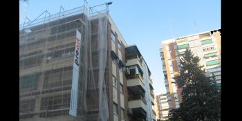 Reducción del cincuenta por cien a dos comunidades de vecinos de Fuenlabrada