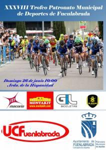 XXXVIII Trofeo Patronato de Deportes de Fuenlabrada