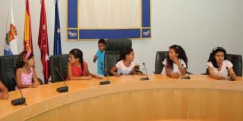 Vacaciones en Paz con niños saharauis y bielorrusos