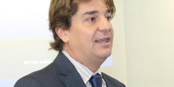 Javier Ayala habla de las obras en el Ferrer i Guardia