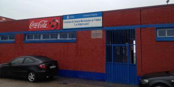 Campos fútbol La Aldehuela