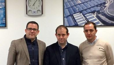 Reunión PP-Cobo Calleja