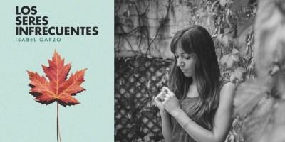 Isabel Garzo presenta su libro Los Seres Infrecuentes1