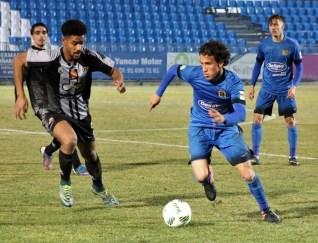 C.F.Fuenlabrada vs C.F. Lorca Deportiva