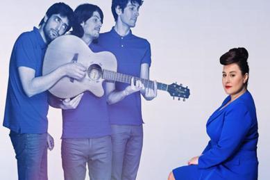 Inma Cuevas y su Comedia Multimedia en nuestro espacio de Cultura