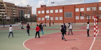 Fuenlabrada mejorará los patios de los centros educativos