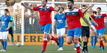El Atlético Saguntino no da opción al CF. Fuenlabrada y se queda la Copa Federación
