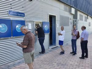 El Fuenla cuelga el cartel de no hay billetes para recibir al Villanovense