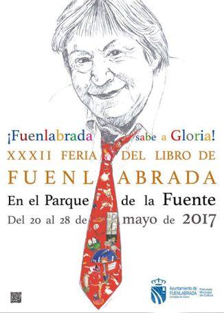 Celebramos la XXXII edición de la Feria del Libro de Fuenlabrada