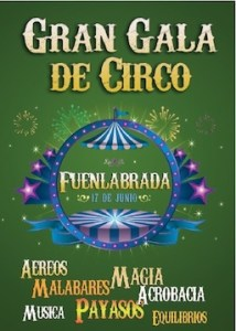 El circo acapara la programación cultural del fin de semana