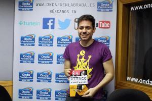 Atraco a mano alzada, el libro que nos trae Javier Ara y la editorial Drakul