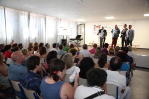 Nueva sede de la delegación de la FAPA Giner de los Ríos
