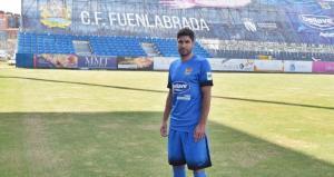 El Fuenla anuncia a Portilla como el primer fichaje de la temporada