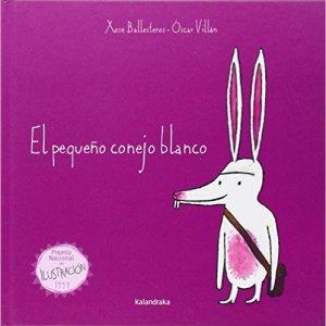 """Georgina Cort nos presenta """"El pequeño conejo blanco"""""""