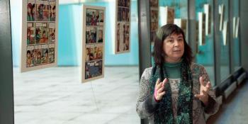 El Ayuntamiento de Fuenlabrada acoge la exposición Pillada por ti