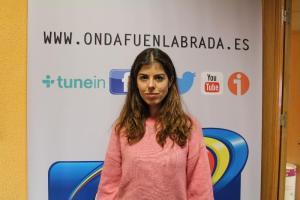 Alba Messa, actriz y cantante, estrena su primer EP 'VALIENTE'