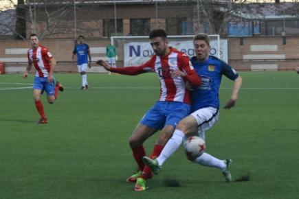 El CF Fuenlabrada cosechó su primera derrota del año en el Mariano González