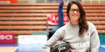 El Montakit Fuenlabrada incorpora a Anna Montañana a su cuerpo técnico