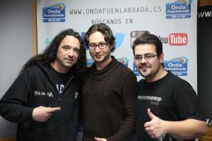 Sinestress, grupo protagonista del Disco de Plata del mes de marzo