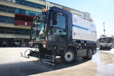 El Ayuntamiento refuerza el Servicio de Limpieza Viaria