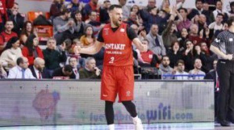 Marko Popovic cumple 100 partidos en la Liga Endesa