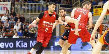 El Montakit Fuenlabrada se aleja de la lucha por los playoffs