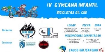 IV Gymcana de ciclismo de Bicicletas Gil