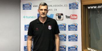 Nacho Rodilla repasa la temporada de la cantera del Montakit Fuenlabrada