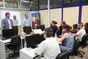 Curso de Creación y Gestión de Empresas en el CIFE