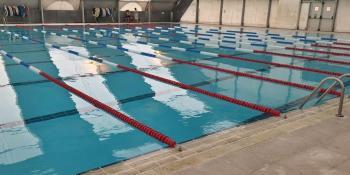 Los alumnos de la Escuela de Natación utilizarán la piscina de Forus Fuenlabrada