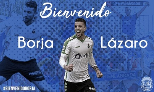 Se va Dioni y llega Borja Lázaro