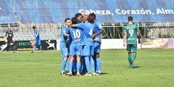 El Fuenlabrada se mantiene invicto en el Fernando Torres