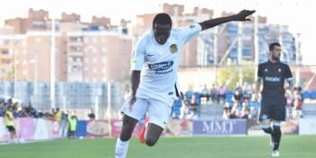 Yaw Annor jugará cedido en el Burgos CF esta temporada