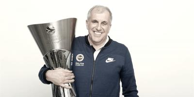 Zeljko Obradovic también apoya a Fuenlabrada como Ciudad Europea del Deporte