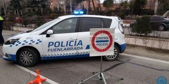 86 conductores sancionados en los controles del uso del cinturón de seguridad