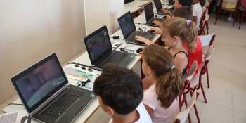 Cursos y talleres de programación Ingéniate