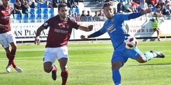 Dura derrota del CF. Fuenlabrada en casa ante el Pontevedra