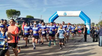 El domingo llega la XXI Media Maratón de Fuenlabrada