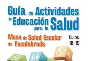 Nueva edición de la Guía de Actividades de Educación para la Salud