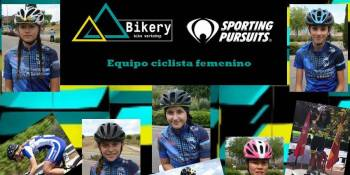 Nace en Fuenlabrada el Team Bikery Sporting Pursuits