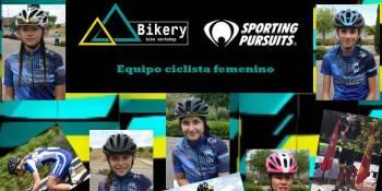Nace en Fuenlabrada el Team Bikery Sporting Pursuits