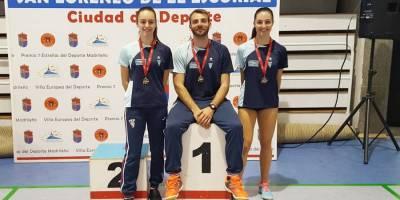 Continúan los buenos resultados para el Club Bádminton Fuenlabrada