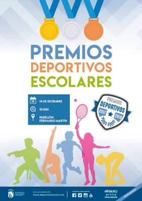 Hoy se entregan los Premios del programa de Deporte Escolar