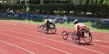 'Imparables', un programa para la práctica deportiva en personas con diversidad funcional