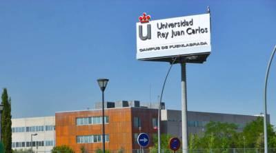 Reconocimiento de Fuenlabrada a profesionales y alumnos de la Universidad Rey Juan Carlos