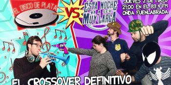 Cóctel de música y cultura friky en El Disco de Plata