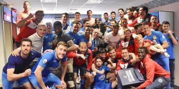 Play Off de ascenso a Segunda División para el CF. Fuenlabrada